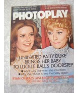Photoplay Magazine July 1971 Lucille Ball Lucy Patty Duke Ryan O'Neal El... - $19.99