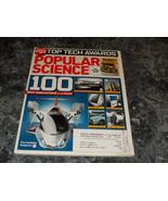 Popular Science Magazine Vol 273 No 6 December Bob Defusing Robot - $2.69