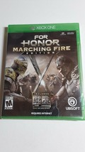 For Honor Marching Fire Edition: Xbox One. [New] Factory Sealed Expansion - $12.34