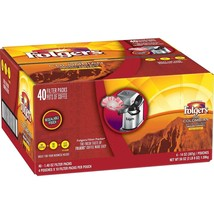 Folgers Colombian Filter Pack (1.40 oz., 40 ct.) - $70.11