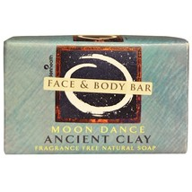 Zion Health, Ancient Clay Natural Soap, Moon Dance, Fragrance Free, 6 oz... - $7.97