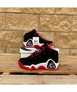 FILA GRANT HILL 1 MEN'S CLASSIC HIGH-TOP BLACK/RED/WHITE BASKETBALL SNEAKER - $65.44+