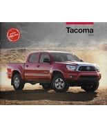 2015 Toyota TACOMA brochure catalog 15 US SR5 TRD Pro Off-Road Sport Lim... - $8.00