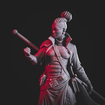 Summoner - Girl - Ancient - 3D - Printed HQ - Resin Miniature - Unpainted - Dung - $14.99