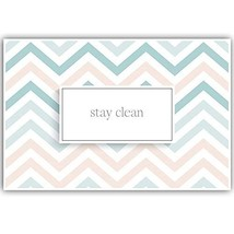 Stay Clean Home Decor Wall Art - $12.38