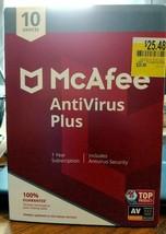 McAfee anti Virus Plus New No shipping needed - $39.59