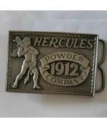 VINTAGE Hercules Buckle powder CO 1912 Company $24 - $23.76