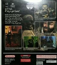 Eternal Darkness : Sanity's Requiem no manual (Nintendo Gamecube 2002) - $44.42