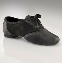 "Capezio PP03 Women's Size 8.5M (Fits 6.5) Black ""Ladies Isotope"" Full So... - $24.74"