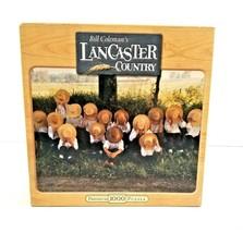 Bill Colemans Lancaster Country Premium 1000 Piece Puzzle Class Photo NEW SEALED - $14.95