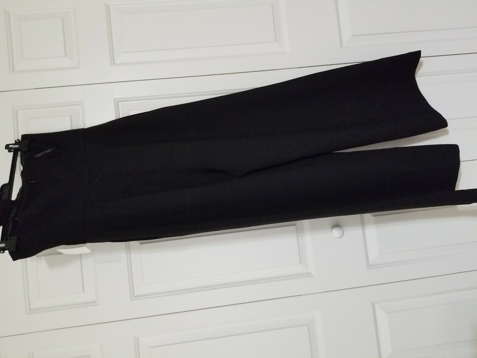 Nordstrom Chelsea28 Black Strapless Bow Front Jumpsuit Size 10 NWT