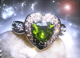 Haunted Ring Solomon Attract Wealthy Love Blessings Djinn Genie Magick Wish - $277.77