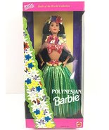 Special Edition Polynesian Barbie Dolls of the World Collection - $44.54
