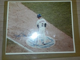 AUTOGRAPHED 8X10 JOSE OQUENDO NY METS - $2.00