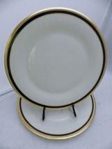 Lenox China - Blue Royale - Salad Plates - set/lot of 2 - New Condition - 1991 - $13.86