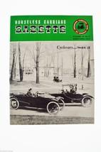 Horseless Carriage Gazette Magazine 1957 March - April Antique Automobil... - $10.00