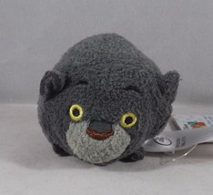 Disney Pixar Tsum Tsum Mini Soft Plush Stuffed - New - Jungle Book Bagheera - $5.69