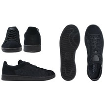 Adidas Stan Smith Packung Primeknit Dreifach Schwarz US 9 S80065 UK 7.5 ... - $97.05