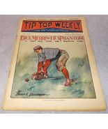 Tip Top Weekly Juvenile Pulp Magazine 433 July 1904 Burt Standish Dick Merriwell - $19.95
