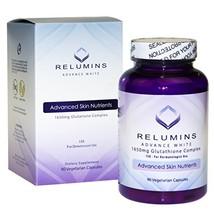 Relumins Advance White 1650mg Glutathione Complex - 15x Dermatologic For... - $95.58