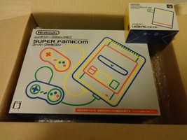 Nintendo Classic Mini Super Nintendo Console JAPAN Limited - $143.04