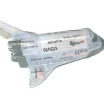 WORX Toys Motorized NASA Space Shuttle Working Sounds & Controls - $11.49