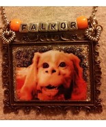 Big Falkor Pendant Necklace Neverending Story Fantasy Collectible Dragon... - $10.77
