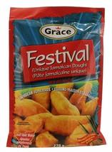 Grace Festival Caribbean Homemade Unique Jamaican Dough 9.52 oz - $12.19