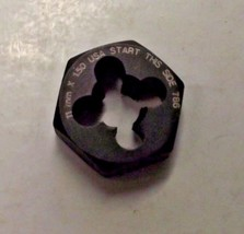Bosch 396333 11mm x 1.50 Hex Die USA - $3.96