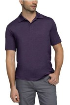 Neuf 32 Degrees pour Hommes Polo Performance, Prune image 2