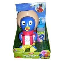 Bubble Blowing Play Pals PABLO - $14.80
