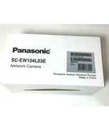 NEW Panasonic SC-EW104L03E Panasonic IR PoE Outdoor Bullet Camera Weathe... - $59.35