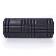 Adeco Black Exercise & Fitness Foam Roller - 13 X 5.5 Inch Diameter - $333,62 MXN
