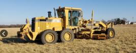 1999 CAT 140H VHP For Sale In Humboldt, Kansas 66748 image 5