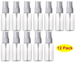 1 Ounce Refillable Fine Mist Spray Bottle Perfume Sprayer Bottle Pump Pa... - $12.89