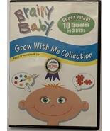 Brainy Baby (3-DVD Set, 2004, 450 Min. Run Time) - $59.99