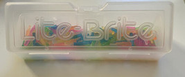 """2014 Hasbro Lite-Brite Clear Peg Side Carrying Case With 125 x 7/8"""" Pegs - $21.75"""