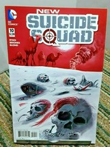 DC Comics New Suicide Squad issue 10 September 2015 - $1.99