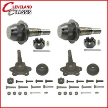 4 Pcs Ball Joint Kit Front Chevy K1500 K2500 4Wd Stamped W/45.89 - $38.46