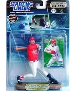 Mark McGwire St. Louis Cardinals MLB Starting Lineup Elite action figure... - $22.27