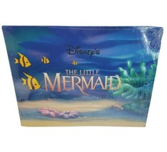 DISNEY THE LITTLE MERMAID BRAND NEW SET OF 4 LITHOGRAPHS SCENES 11 x 14 ... - $35.89