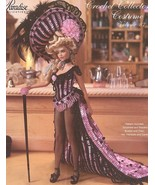 1899 Wild West Showgirl Outfit for Barbie Paradise #87 Crochet PATTERN NEW - $7.17