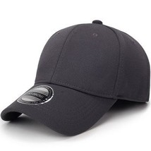COKK Black Baseball Cap Men Snapback Hats Caps Men Flexfit Fitted Closed... - $14.78