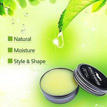 Beard Balm Softener Cream & Growth Conditioner & Leave In Conditioner & Moisturi image 3
