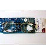 Foster Grant Elodie Reader Reading Glasses Women's w/Soft Case +3.25  - $11.95