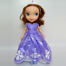 Disney PRINCESS SOFIA THE FIRST Doll with Magical Talking Amulet 2013 - $9.00