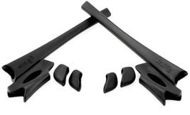 Seek Replacement Accessories Compatible For Oakley Flak Jacket Xlj Black - $8.31