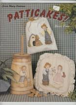 Patticakes! Mary Dorrow Decorative Tole Painting Book 2 - $8.79
