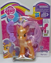 My Little Pony Pearlized translucent Pretzel Explore Equestria pony figure - $11.95