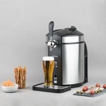 H.Koenig BW1880 Beer Tap Dispenser Cooler 5 Liters Stainless Steel Genui... - $373.92